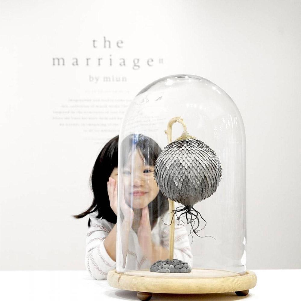 Mixed-Media Arrangements by Noreen Loh Hui Miun