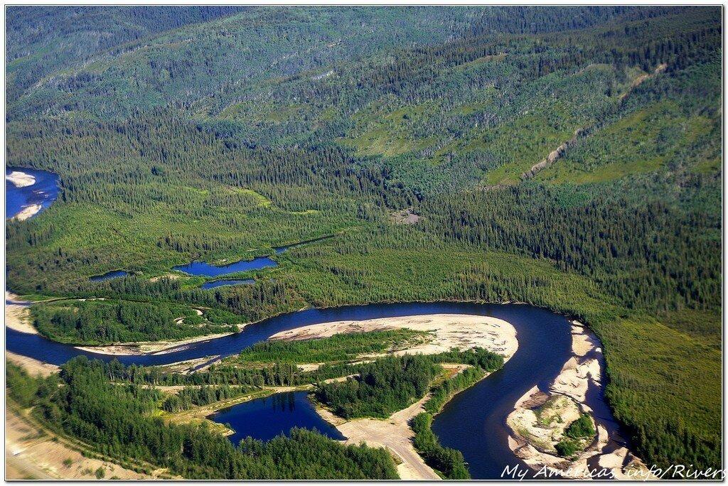 Реки Аляски