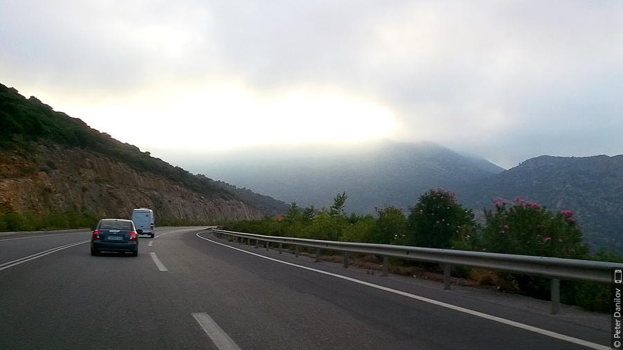 Снова Крит, часть 4: из прогулок по Криту и самолеты