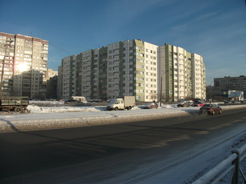 пр. Луначарского 84к3