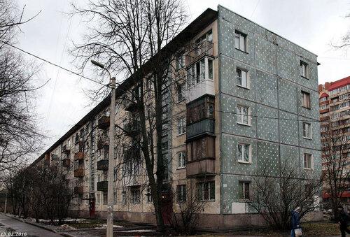 ул. Софьи Ковалевской 15к1
