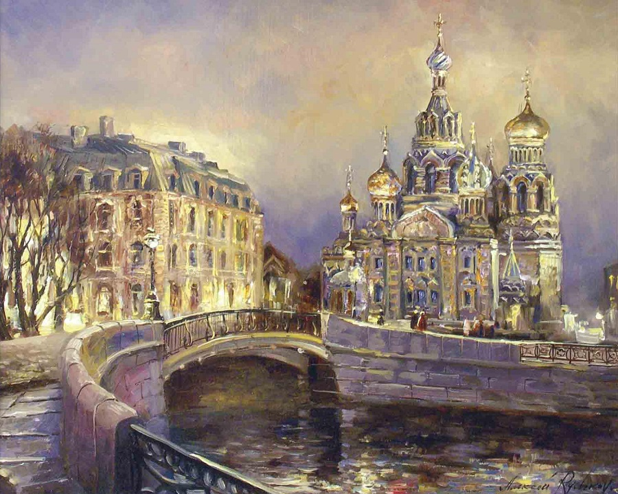 Храм Воскресения Христова «Спас на Крови» (Санкт-Петербург)
