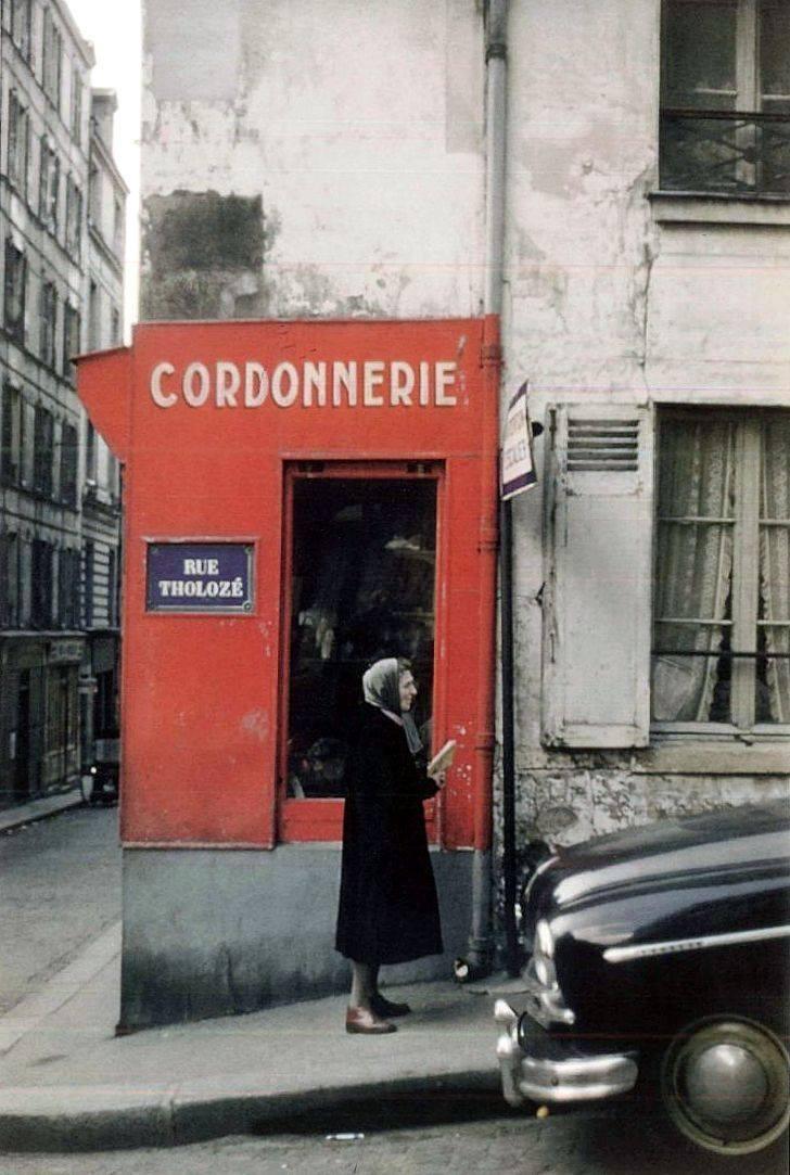 1958. Улица Тулуза