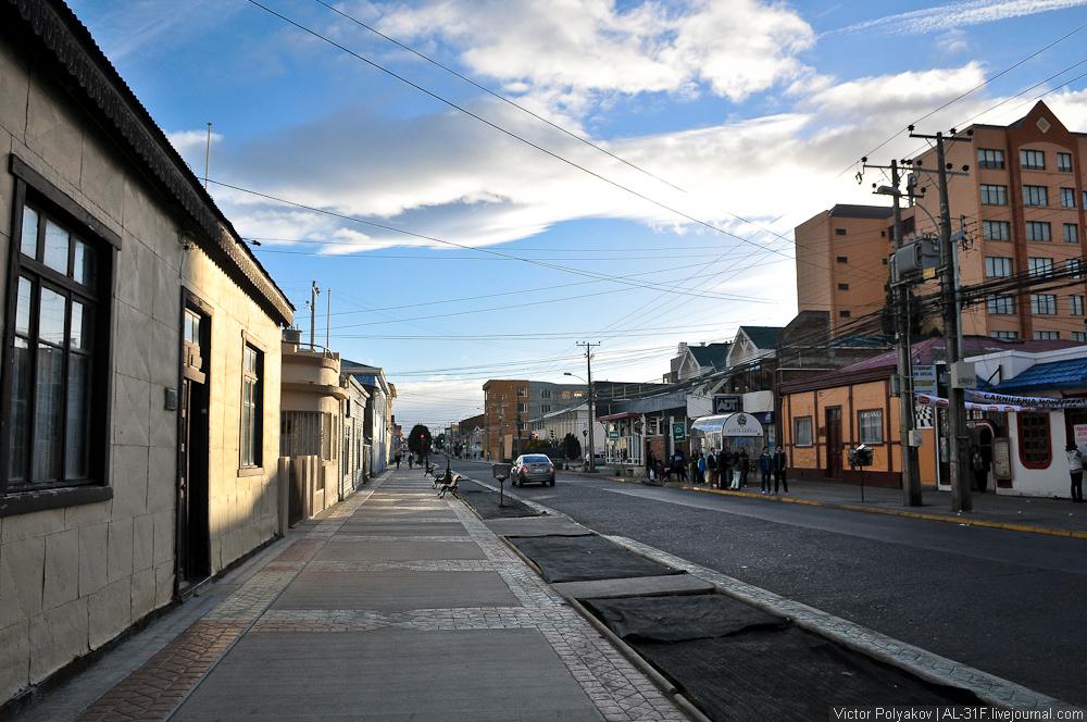 Пунта-Аренас, Чили