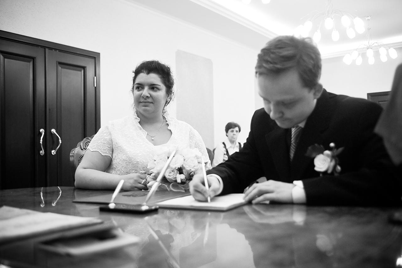 феноменальная свадебная фотосъемка
