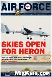 Журнал Air Force №11  от 18.06.2015