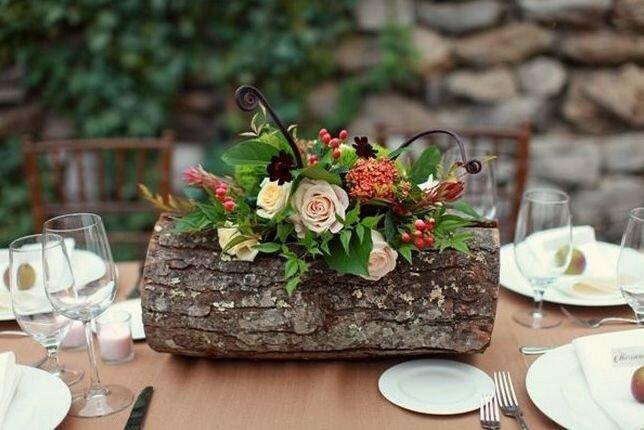 Альтернативы вазам в цветочных композициях