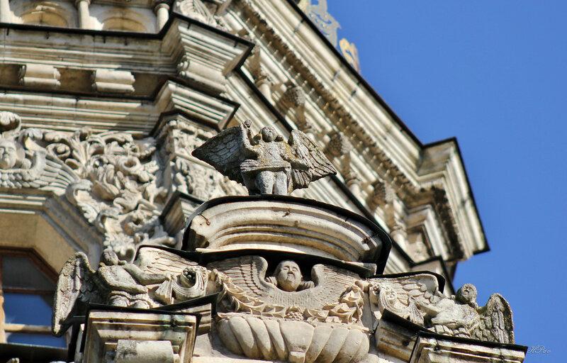 Храм Знамения Богородицы. Дубровицы