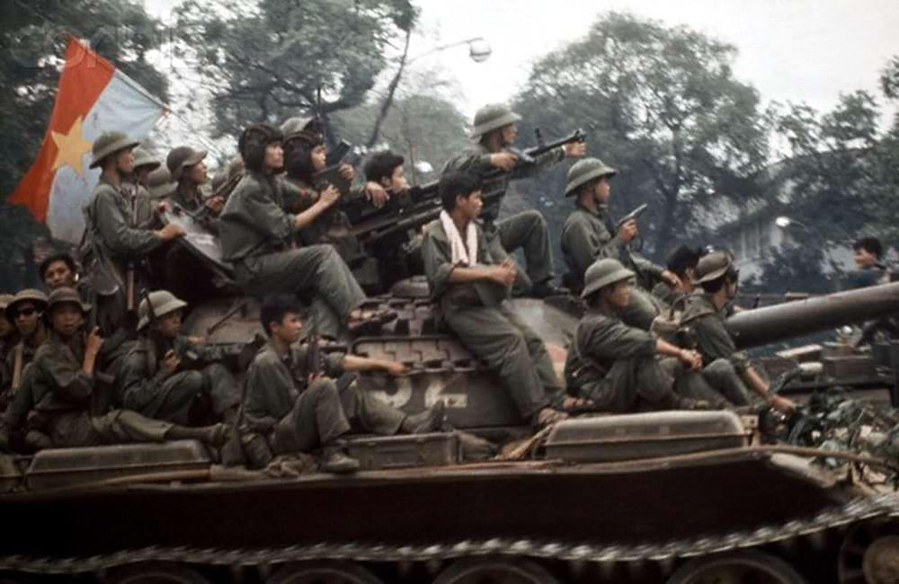 Освобождение Сайгона: как это было! К 40-летию со Дня Победы Вьетнама (США) (27)