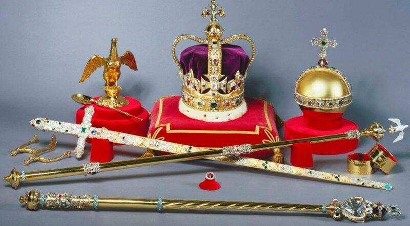 Коронационные регалии