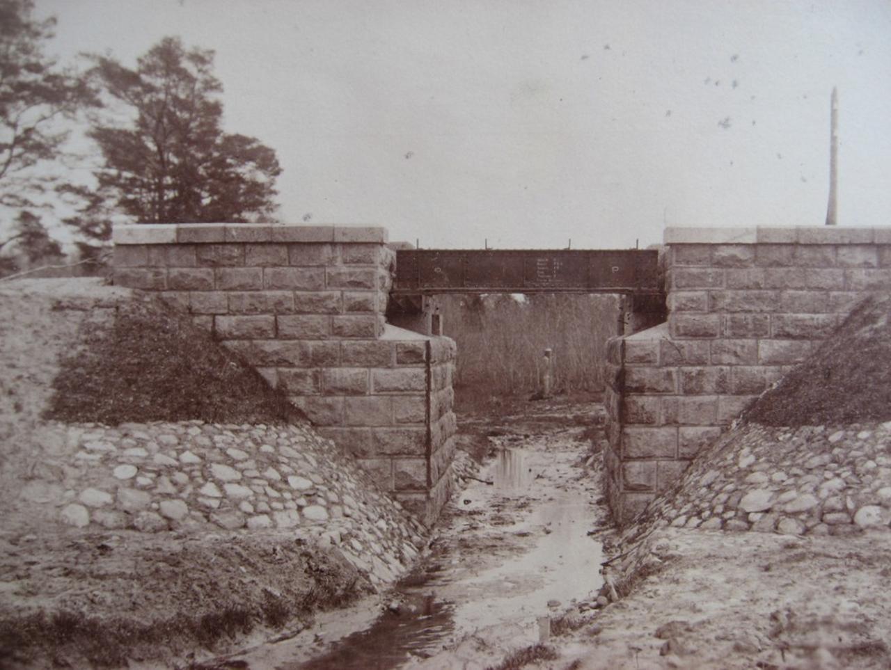 1. Мост на 528-й версте