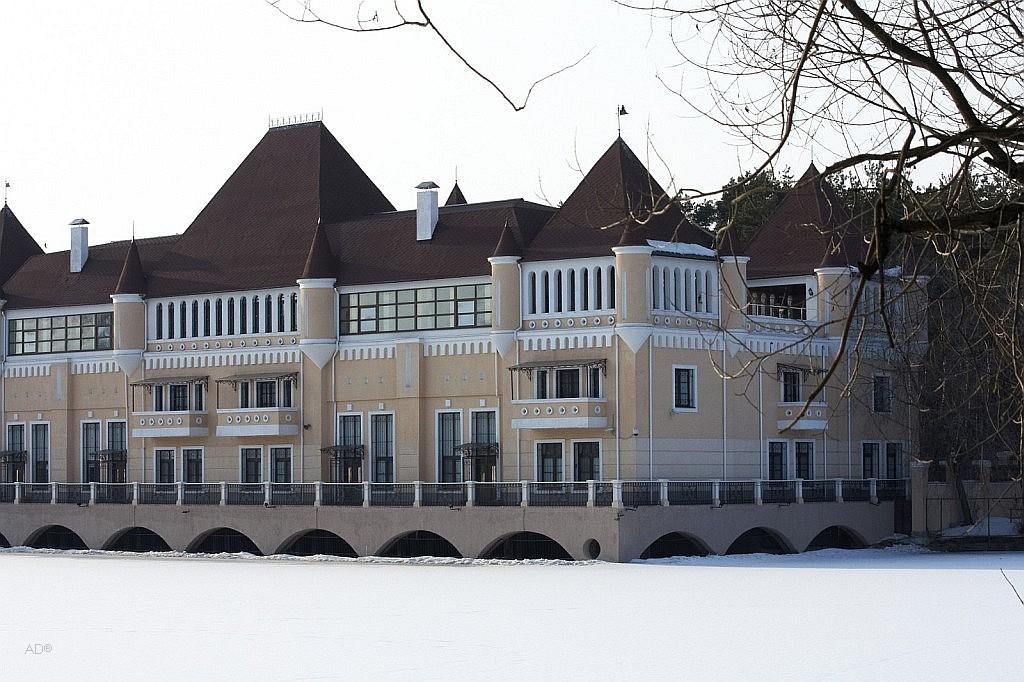 Бывший особняк (дворец) владельца нескольких казино, ресторана «Прага» и магазина «Елисеевский» - бизнесмена Якова Якубова