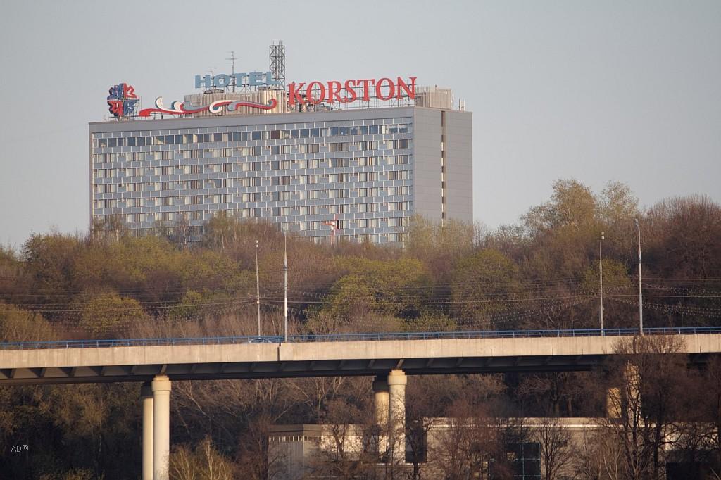 Отель Корстон 4*