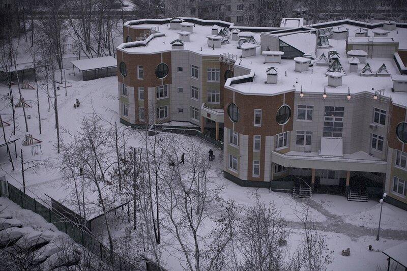 25 марта. Москва