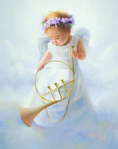 Маленькие ангелочки