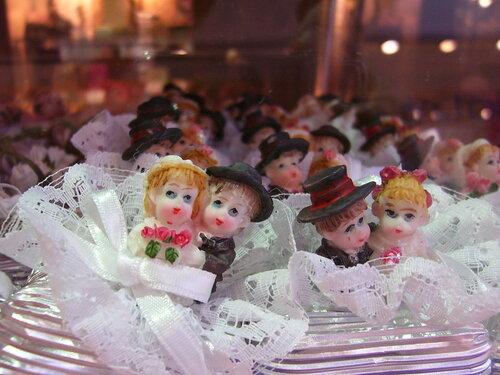 Женихи - невесты