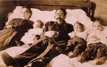Интересно фотографии мёртвых детей
