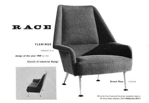 From Design magazine, October 1959.