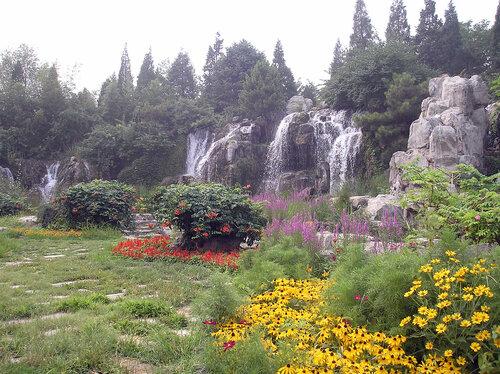 Парк национальностей Китая.