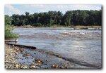 Горная река. Кавказ