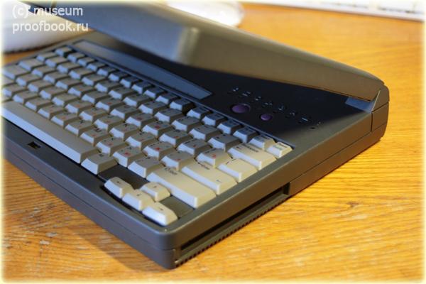 Ретро: ноутбук Compaq Contura 4\25