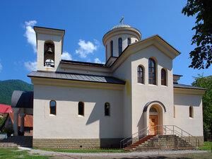 Храм Священномученика Харалампия - Красная Поляна