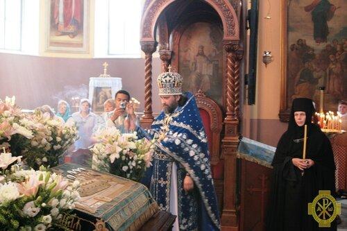 На Святой Земле состоялись торжества посвященные празднику Успения Божей Матери.