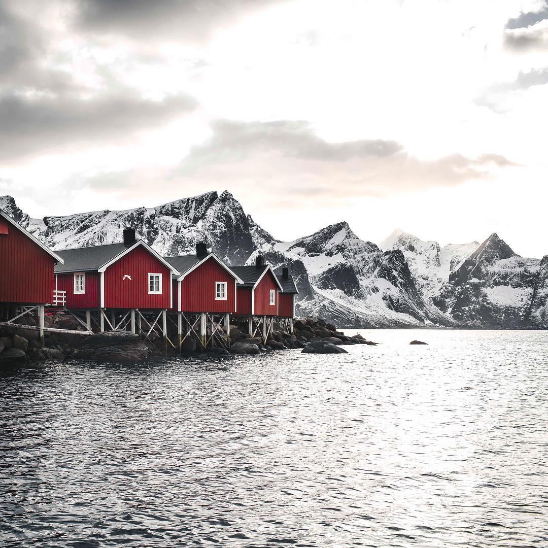 Тревел-фотографи Kenny Löfström