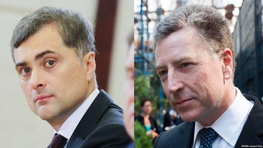 Бесполезно ждать, что Волкер с Сурковым что-то решат – Фирсов