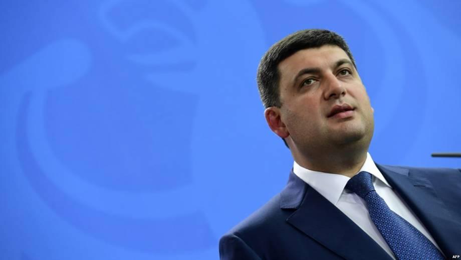 Гройсман о предложении Путину вернуть Украине военную технику: готовы принять вместе с Крымом
