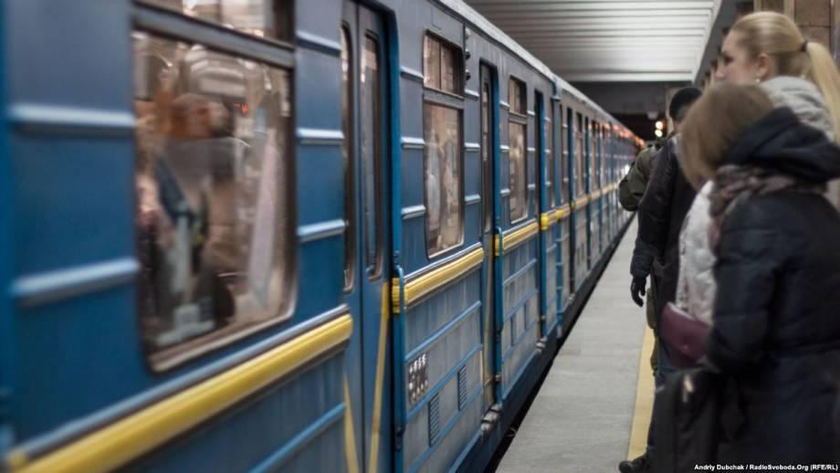 Полиция изъяла взрывчатку у пассажира метро в Киеве