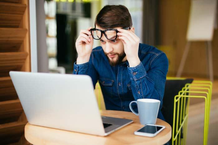 как перестать портить зрение