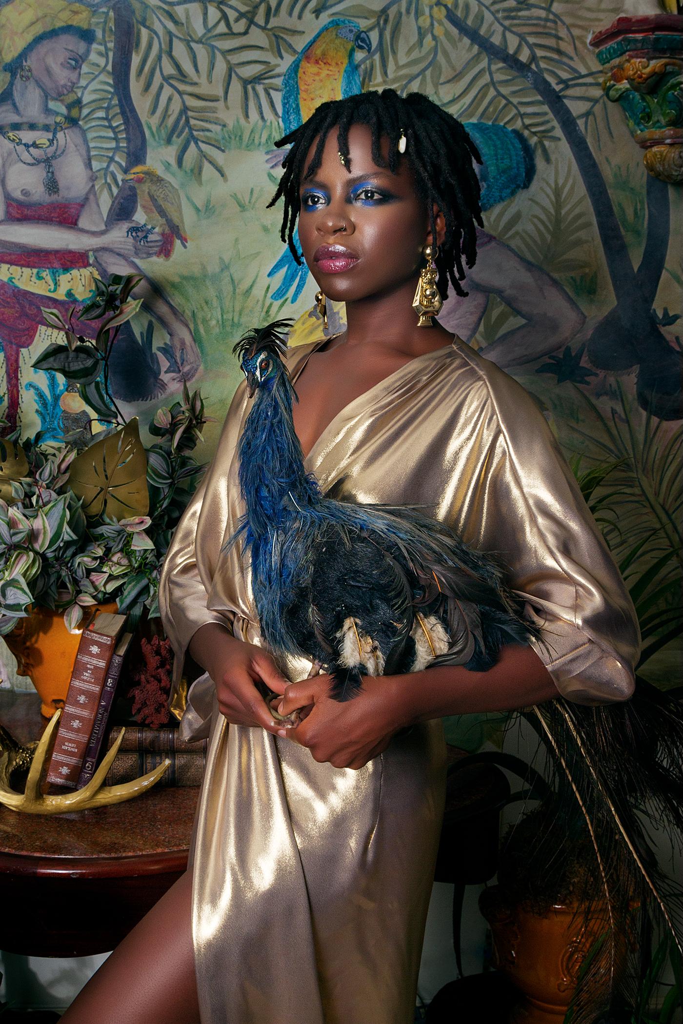 Adaeze Aninweze - King's daughter / фото Romulo Koerich