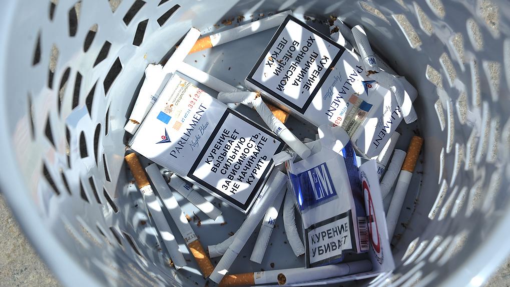 Заполгода резко выросла доля импортных сигарет, несоответствующих требованиям безопасности— Роспотребнадзор