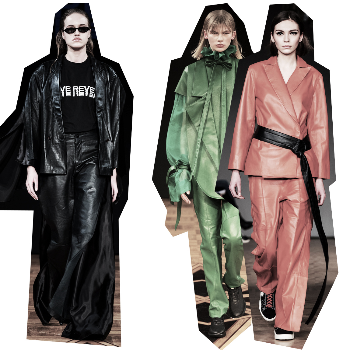 DISTRICT F - Stockholm AW 2018 - TRENDS hmjt631