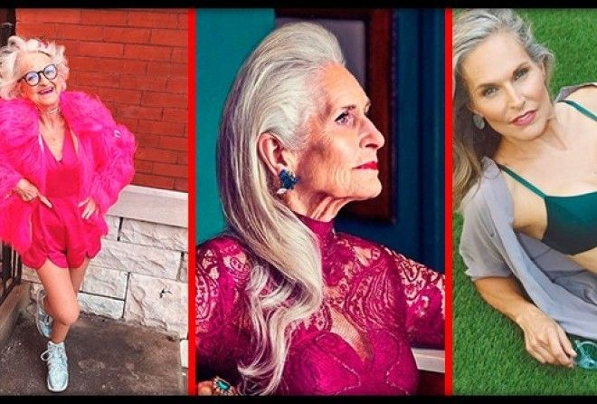 13 Пожилых Женщин, Которые Доказали, Что Стареть Можно Красиво (14 фото)