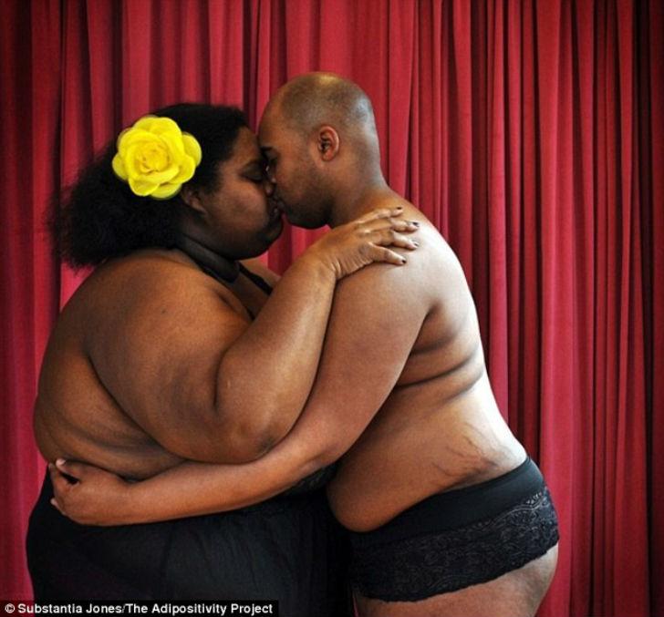 «Я никогда не понимала популярного мнения о том, что толстые люди выбирают в партнеры толстых, худые