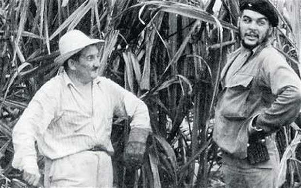 Когда Че с Альберто добрались до Бразилии Колумбии их арестовали за подозрительный и усталый вид. Но