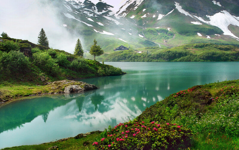 Поэзия гор и вод