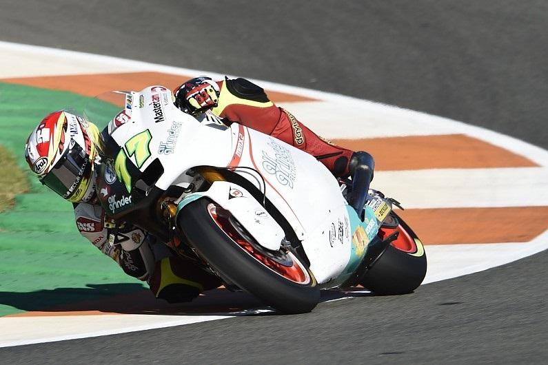 Доминик Агёртер будет единственным пилотом KTM Kiefer в Moto2