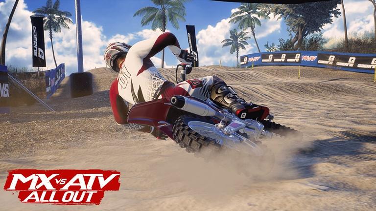 Видеоигра MX vs. ATV All Out