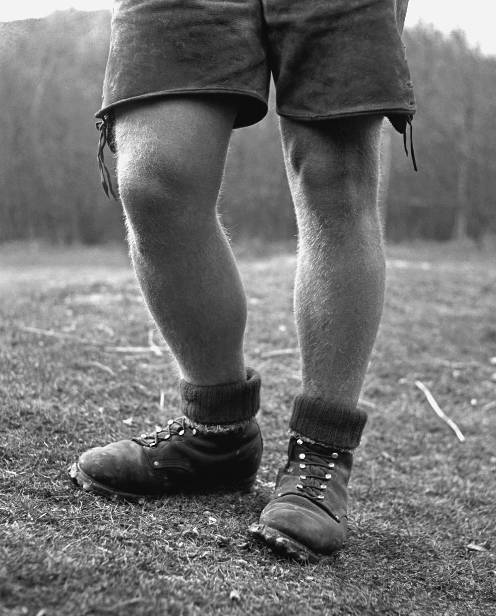 1043 Les jambes du campeur