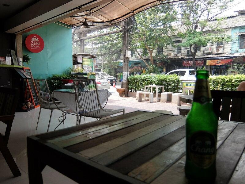 Бангкок - Кафе