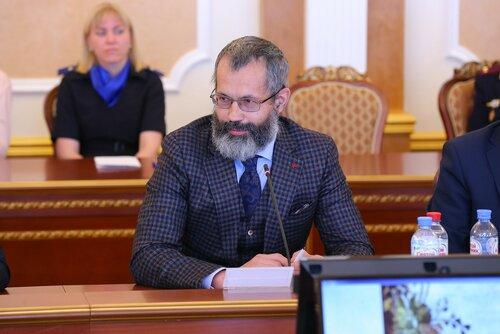 профессор Александров Александр Сергеевич
