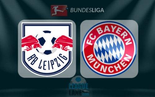 Лейпциг - Бавария обзор матча (18.03.2018)
