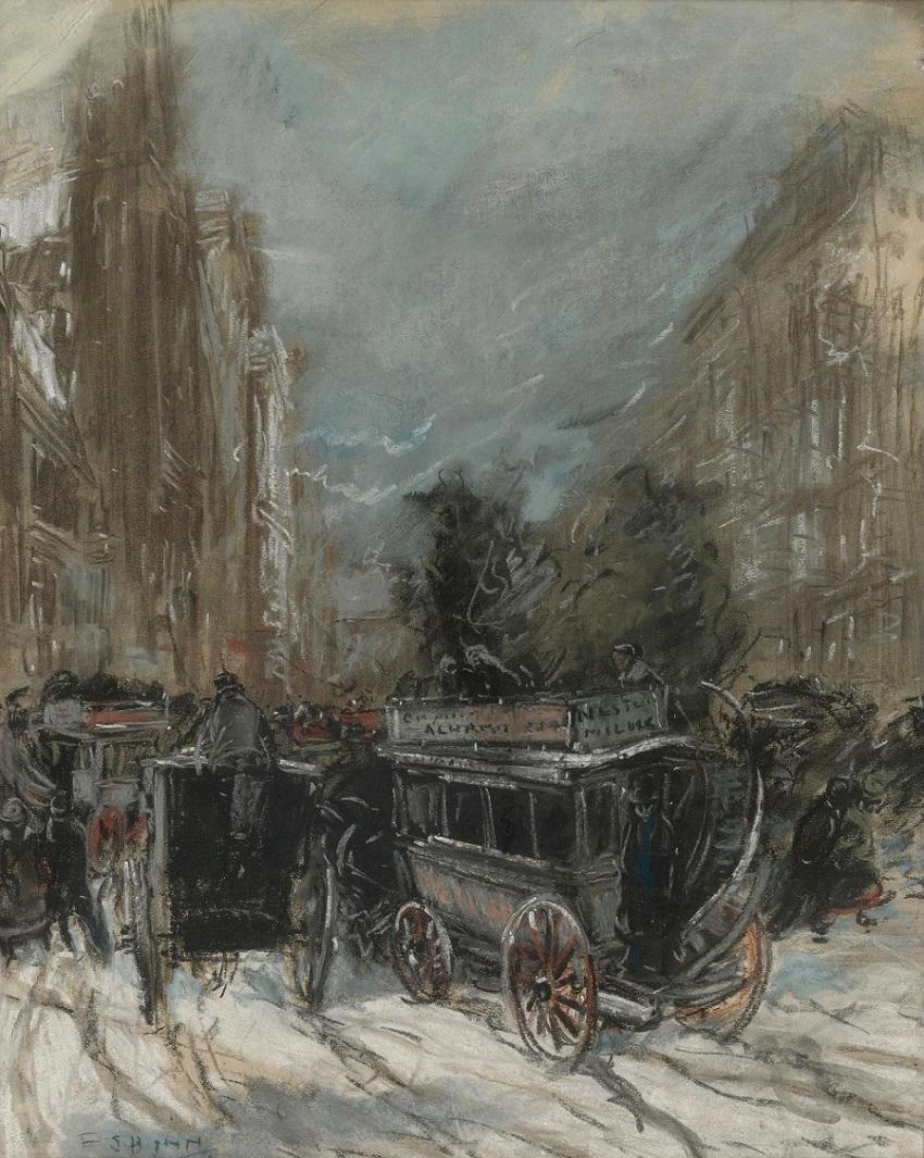 1899 (ок) Пятая авеню (Fifth Avenue)