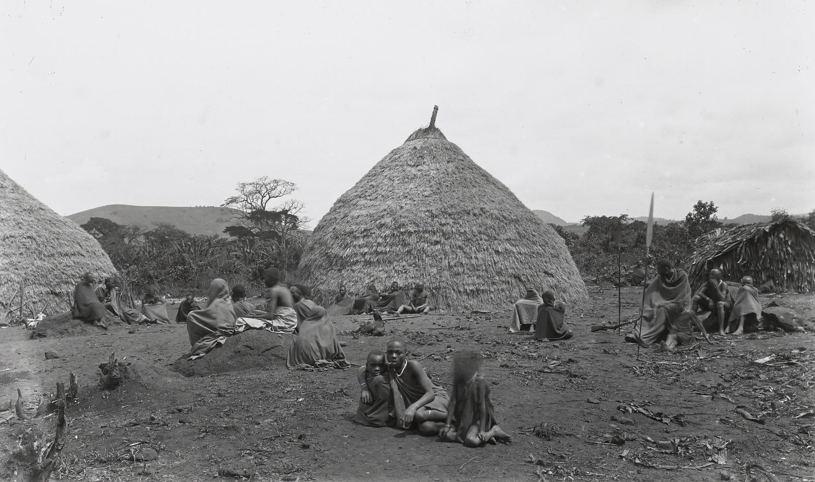 20. Килиманджаро. Деревня джагга