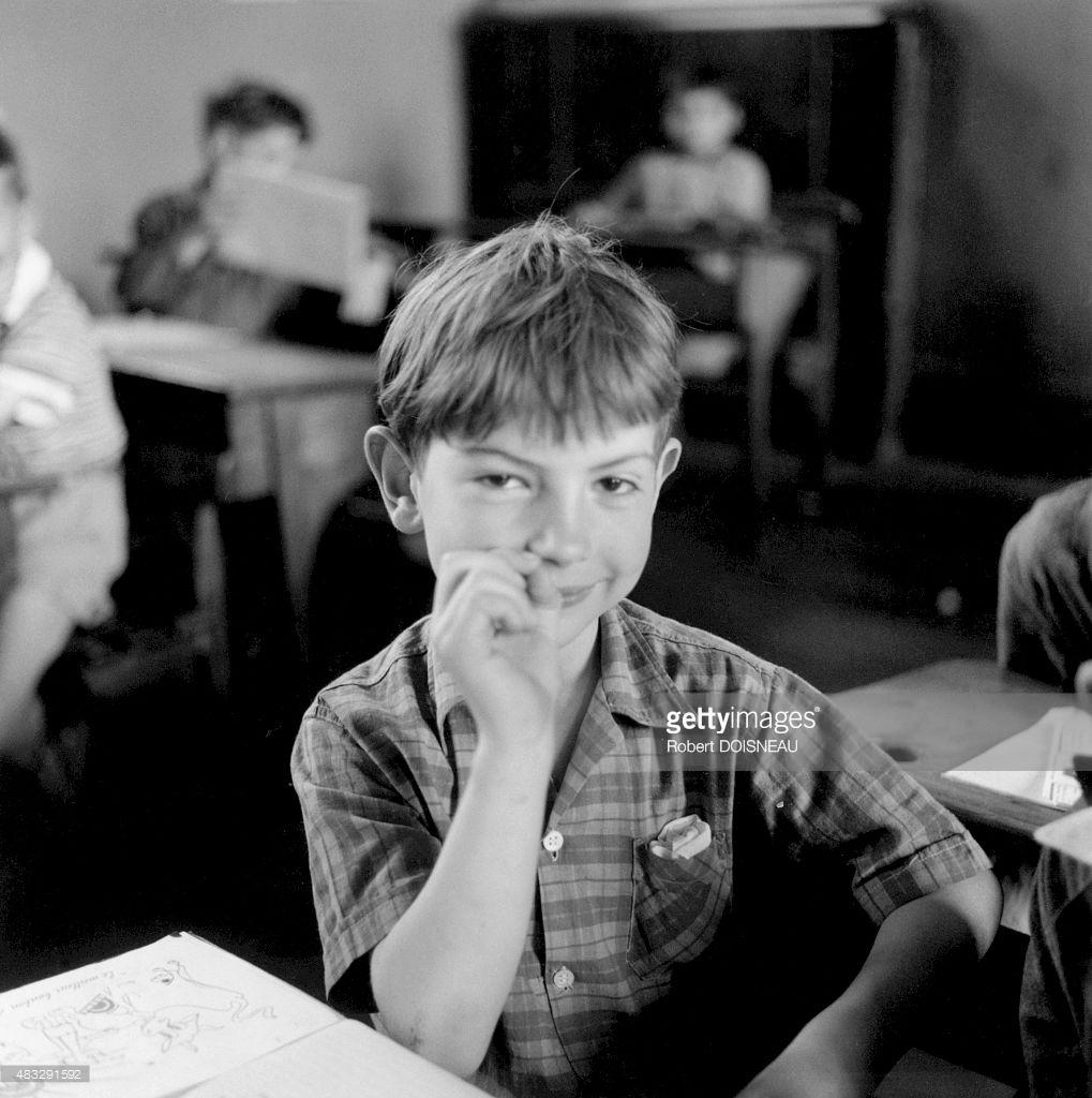 1956. Школьник