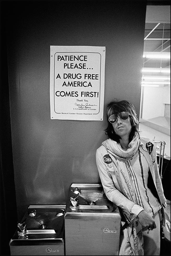1972. Кит Ричардс
