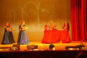 VII межрегиональный фестиваль восточного танца «Огни Востока»